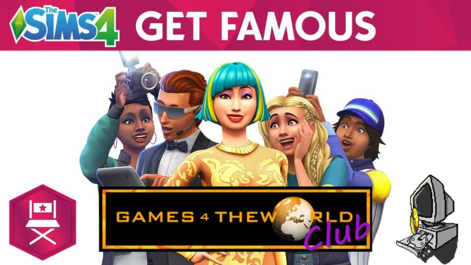 The Sims 4 Get Famous G4TW