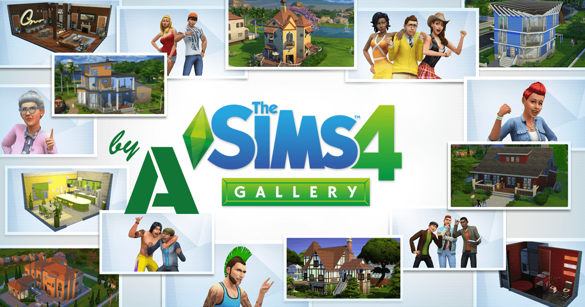 The Sims 4 Gallery Unlocked! - The Sim Architect