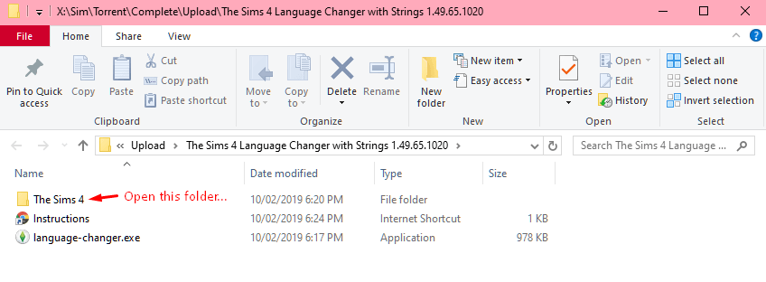 The Sims 4 Language Changer 1.49.65.1020 - The Sim Architect