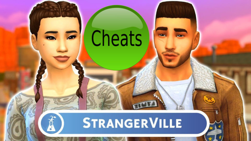 The Sims 4 StrangerVille Cheats