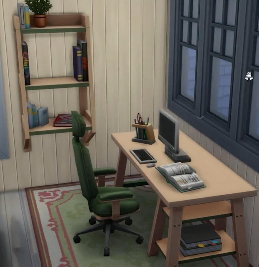 The Sims 4 Freelancer All in One Customizable 1.51.75.1020 [Anadius] - The Sim Architect
