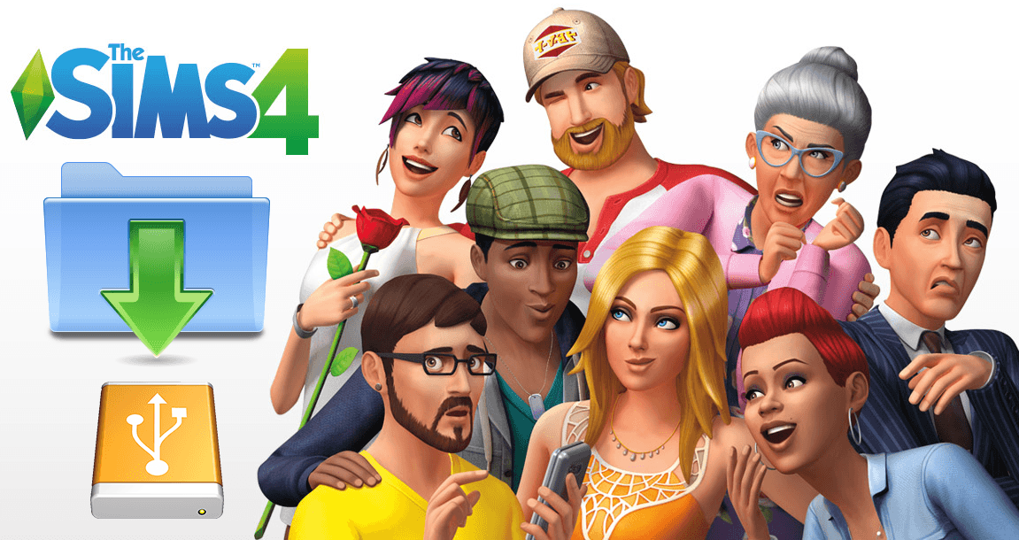 The Sims 4 All in One Portable - The Sim Architect