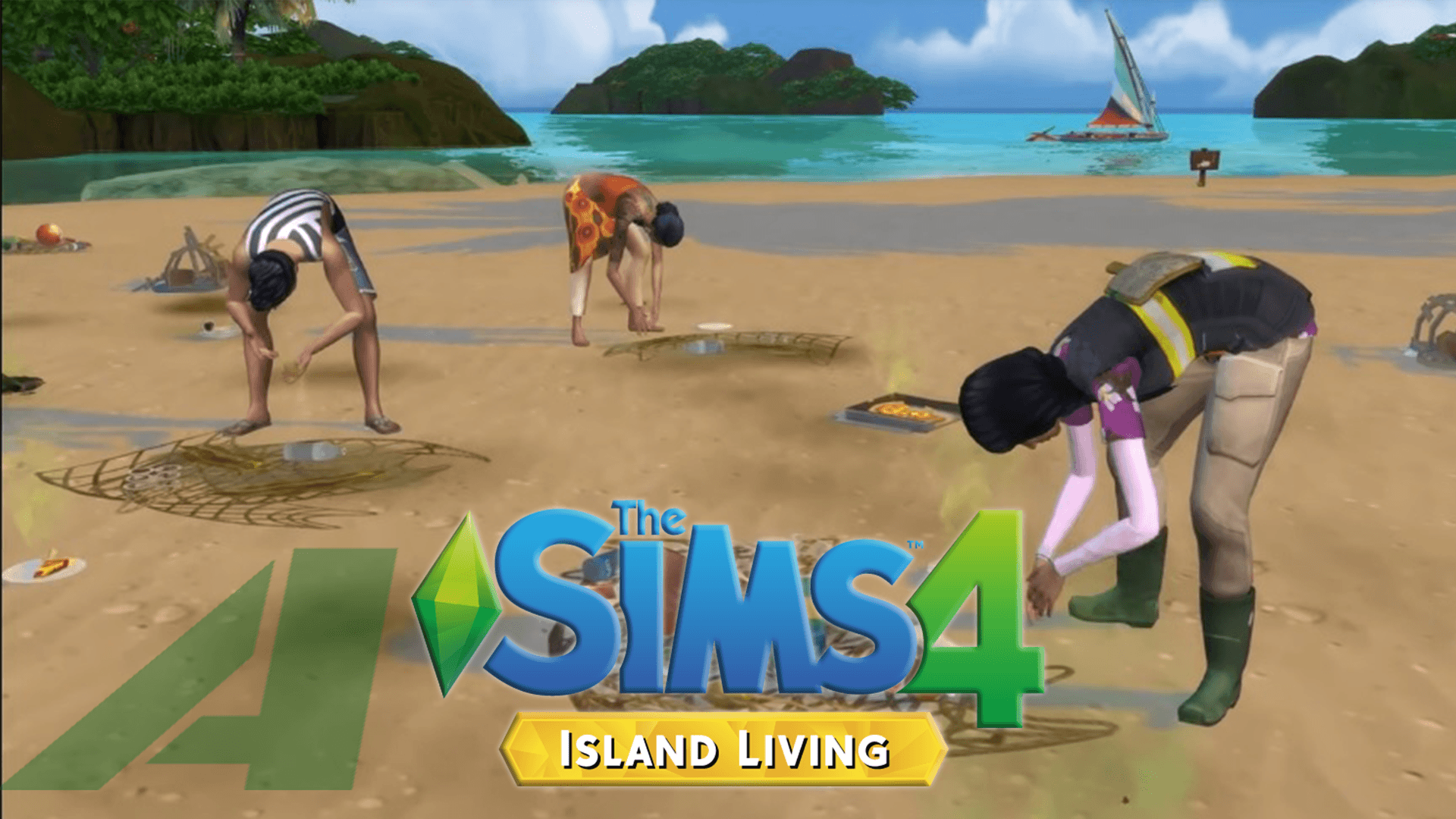 The Sims 4 Island Living All in One Customizable 1 52 100 1020 Multi