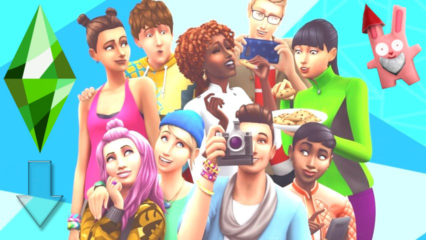 The Sims 4 1.53 G4TW