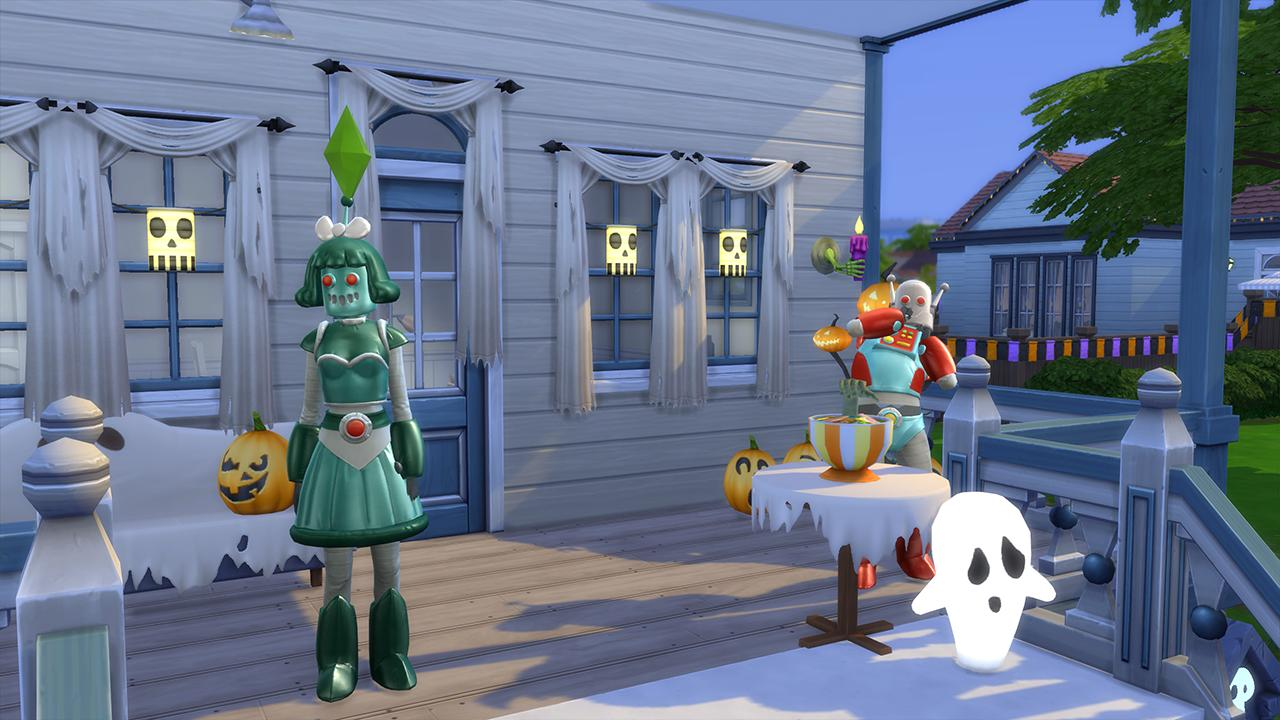 The Sims 4 October 3rd Patch - The Sim Architect