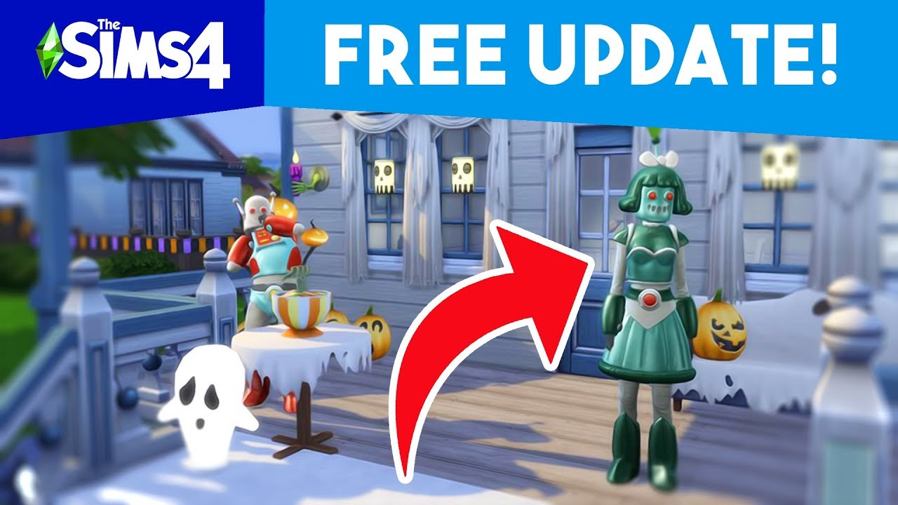 The Sims 4 1.56.49.1020 Patch [October 2019] - The Sim Architect