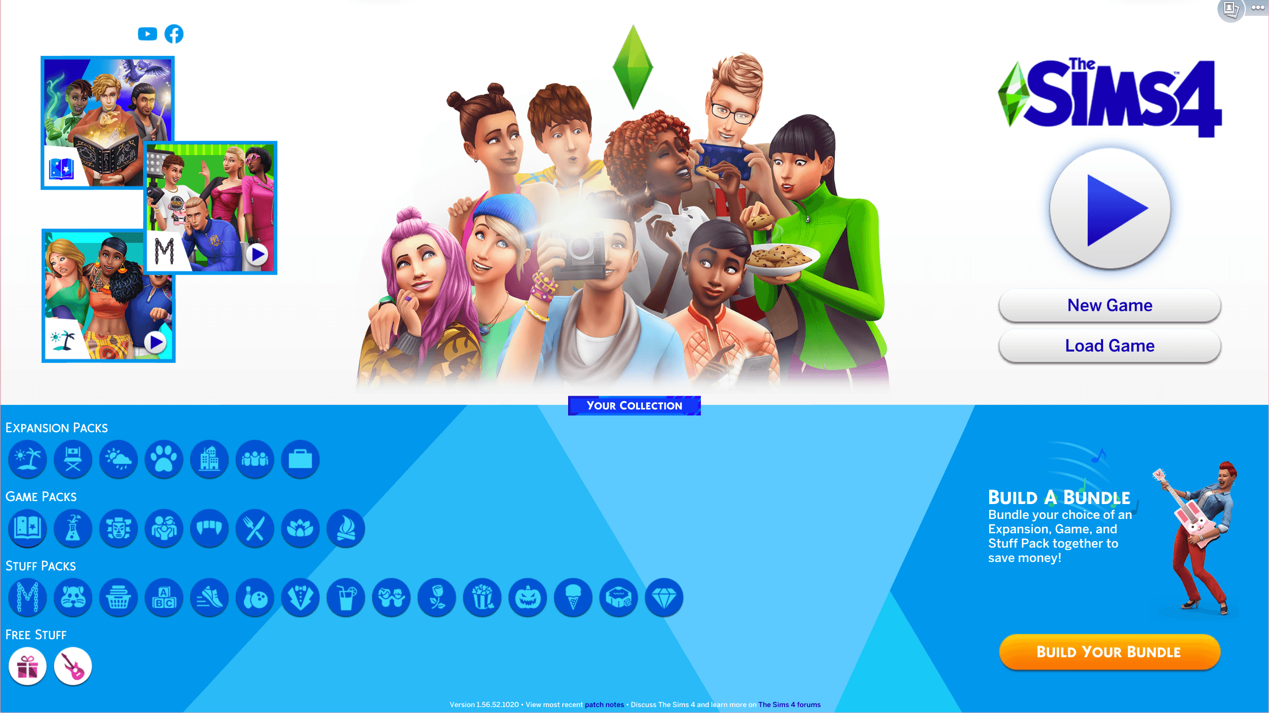 The Sims 4 1.56.52.1020 All in One Customizable [Anadius] - The Sim Architect