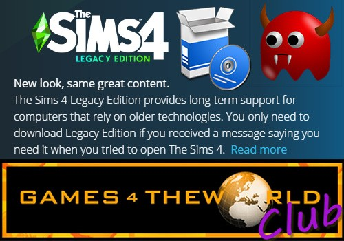 The Sims 4 Legacy Edition 1.58.63.1510 Update Only G4TW - The Sim Architect