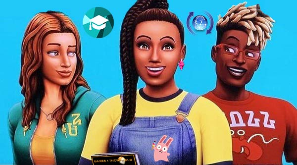 The Sims 4 Discover University Update Only G4TW