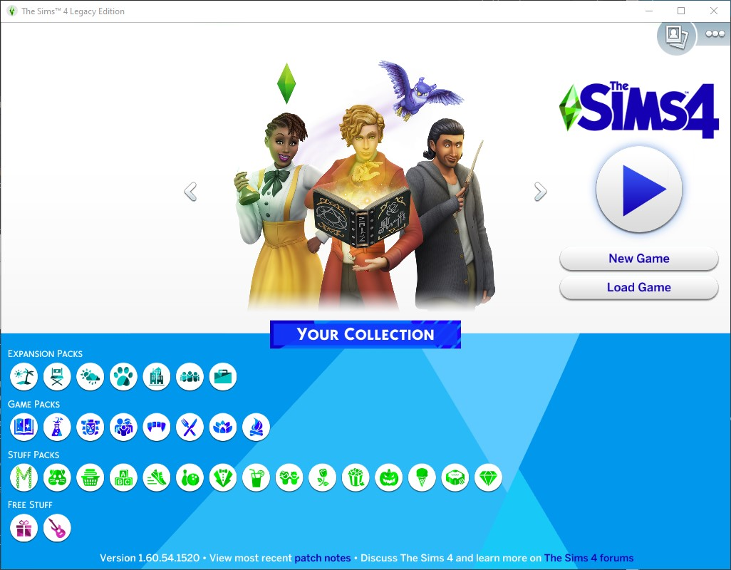The Sims 4 1.60.54.1020 Update Only [From 1.59.73.1020] - The Sim Architect