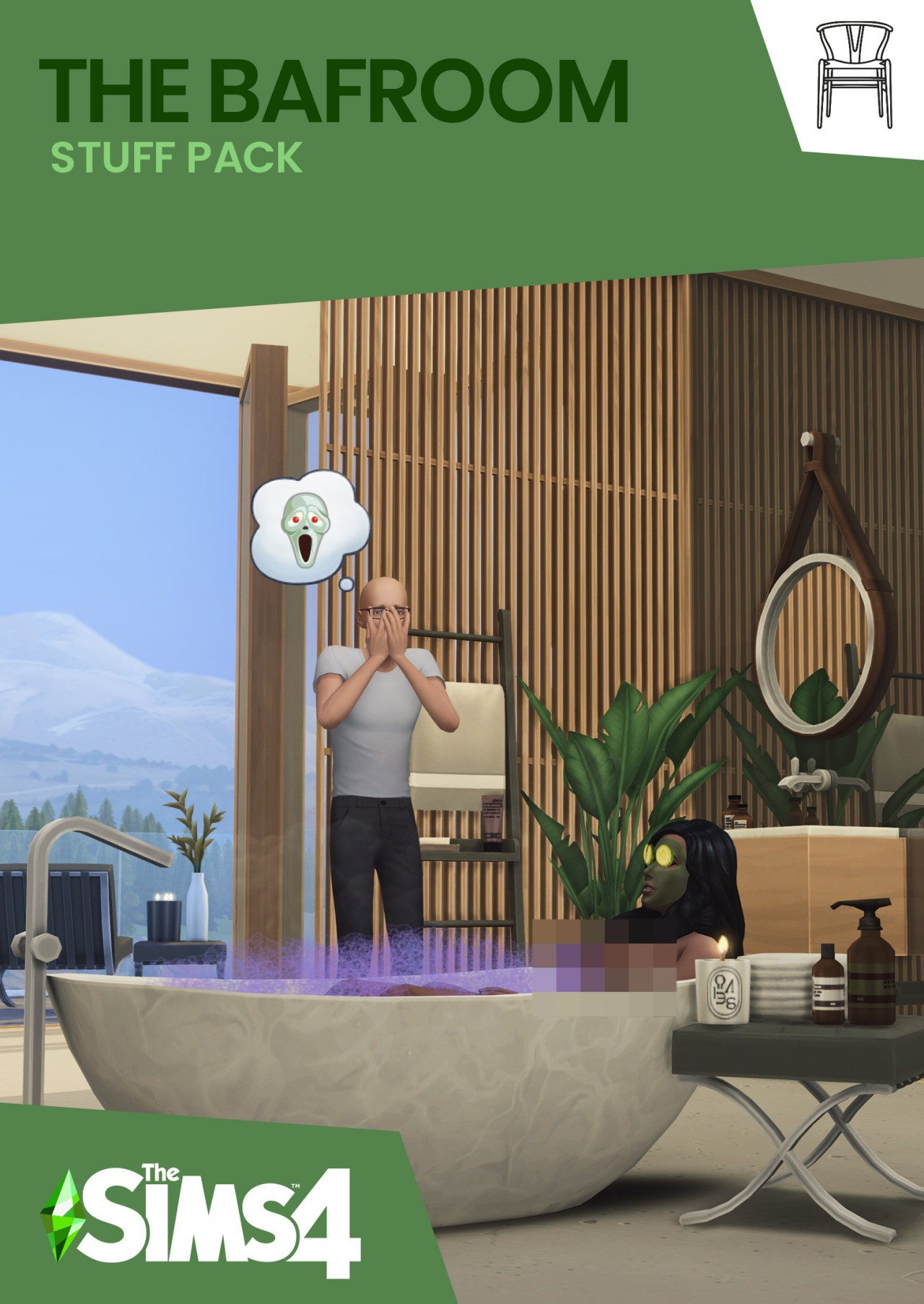 The Sims 4 Bafroom Stuff Pack - The Sim Architect