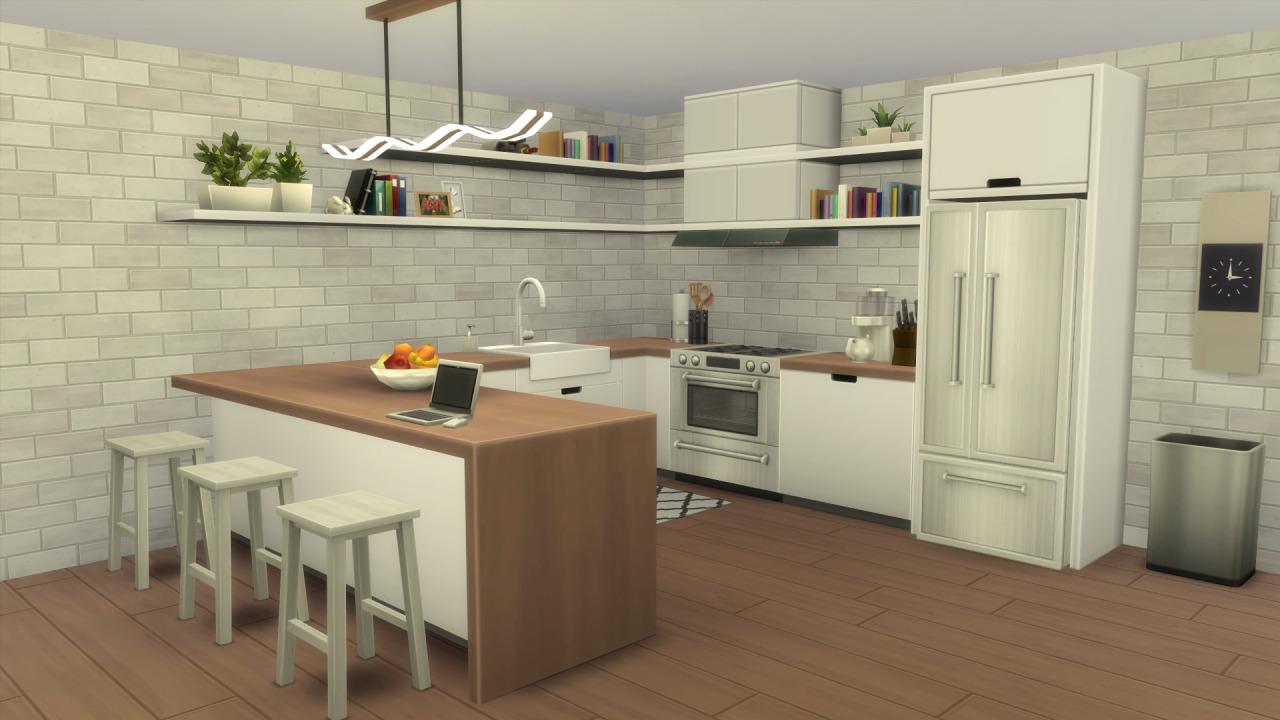 The Sims 4 SIMKEA Stuff Pack - The Sim Architect