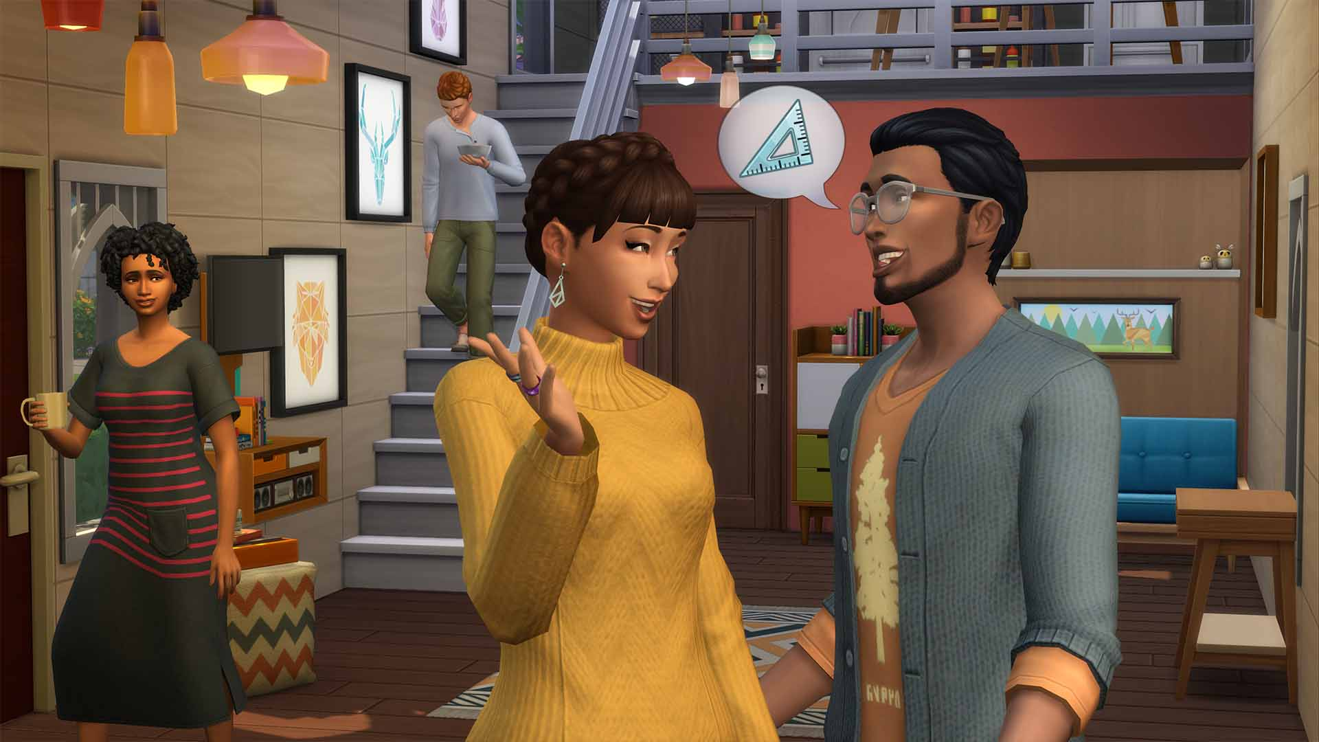 The Sims 4 Free Anniversary All in One Portable 1.61.15.1020 - The Sim Architect