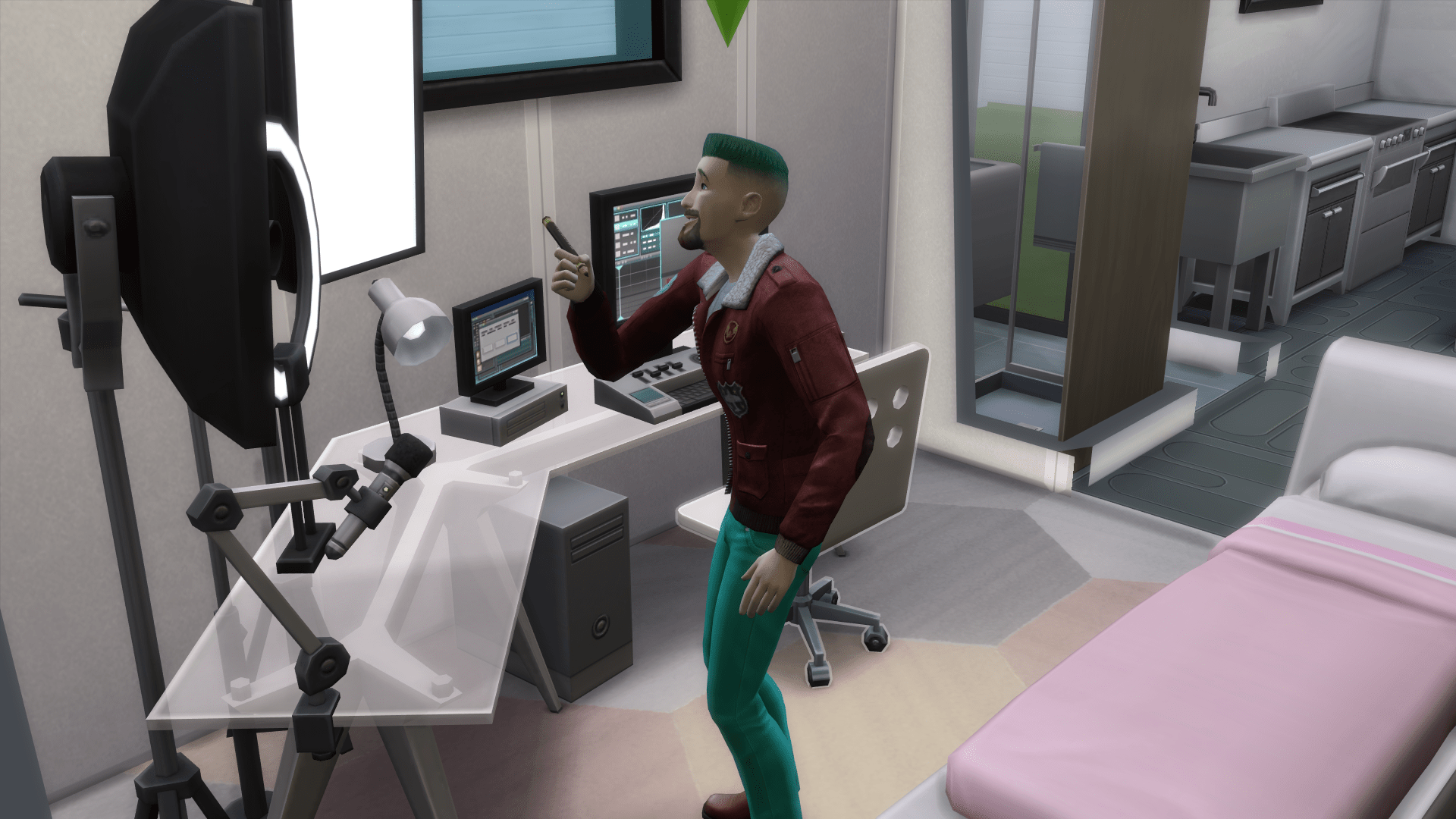 The Sims 4 Spring 2020 Update - The Sim Architect