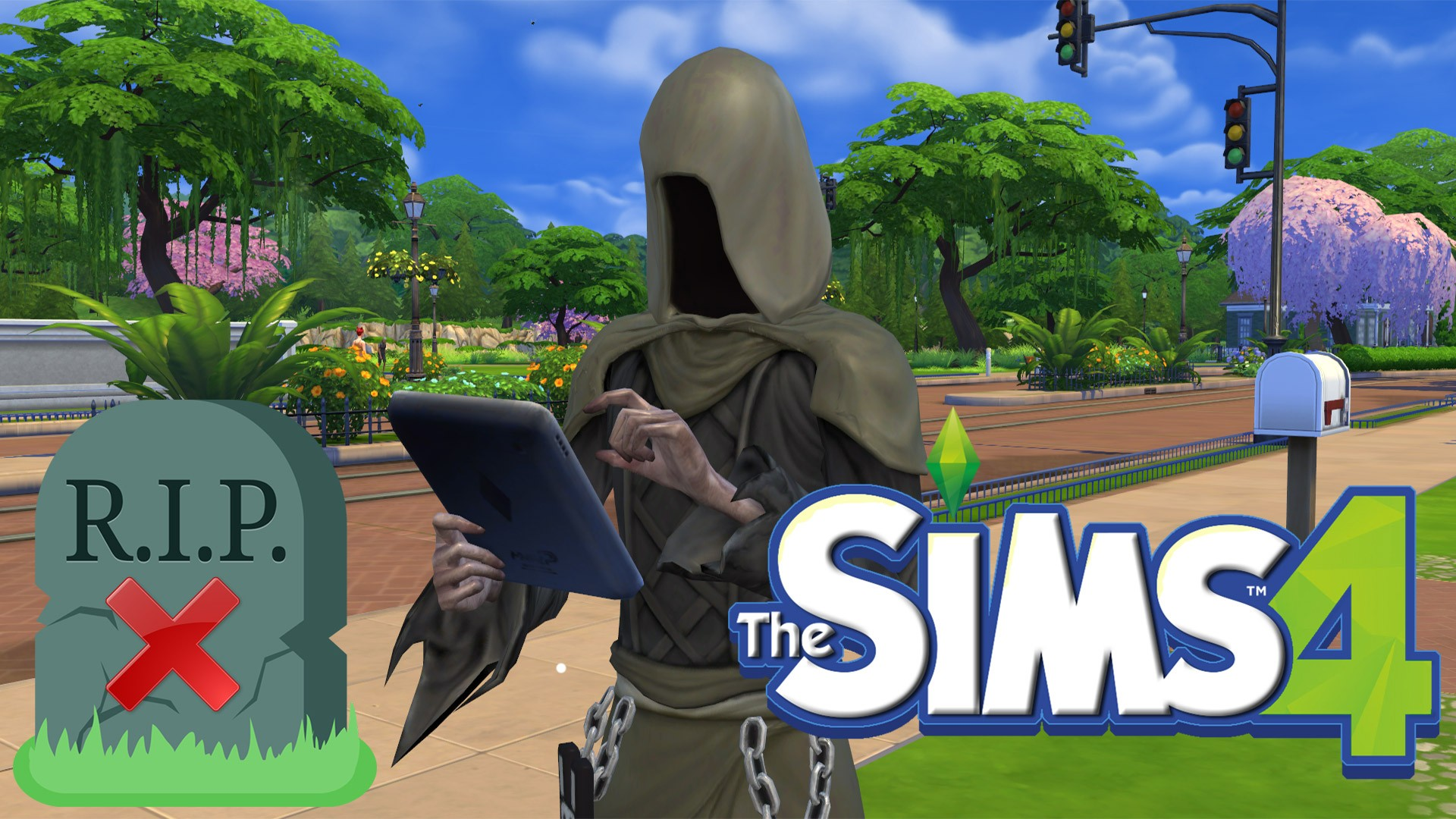 The Sims 4 Immortality Cheat - Turn Death Off - The Sim Architect