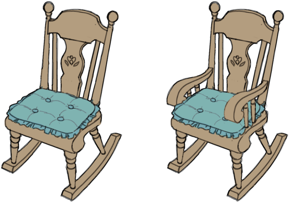Sims 4 Rocking Chair