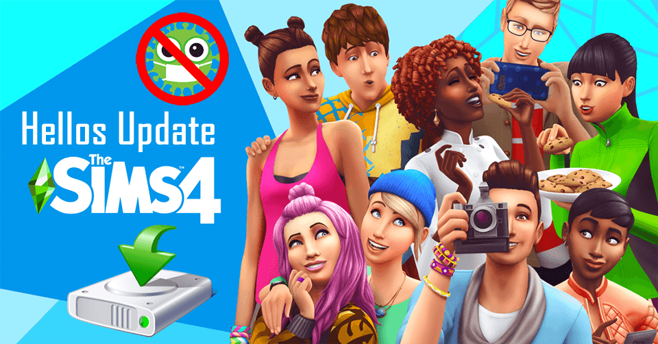 The Sims 4 Hellos and Bug Fixes Update [April 2020]