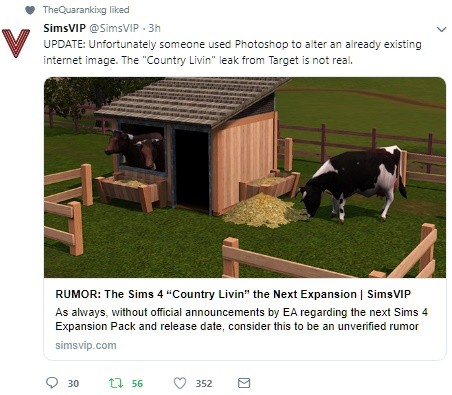 The Sims 4 Country Living is Coming! - The Sim Architect