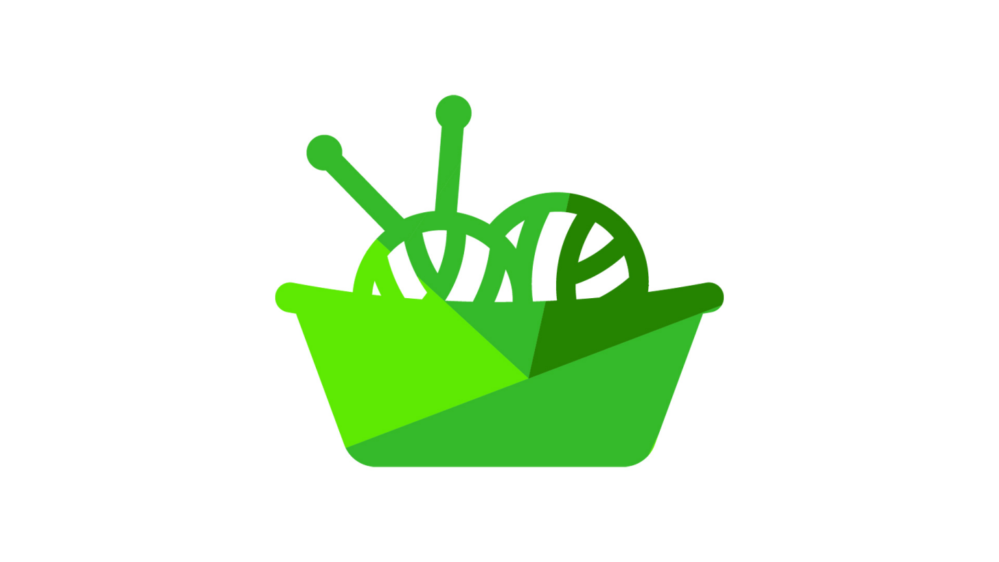 The Sims 4 Nifty Knitting Stuff Pack Logo