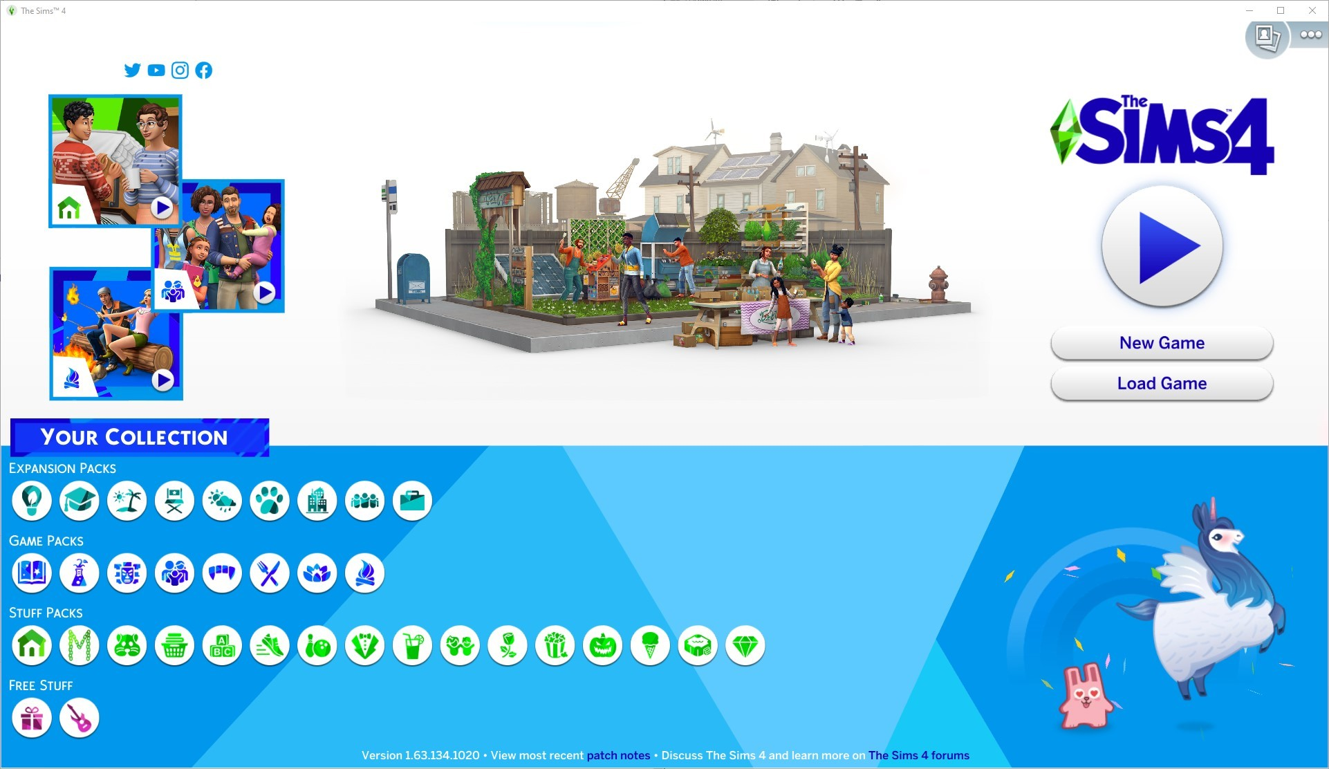The Sims 4 June 10th Update Only 1.63.136.1010 [Requires All in One 1.63.134.1020] - The Sim Architect