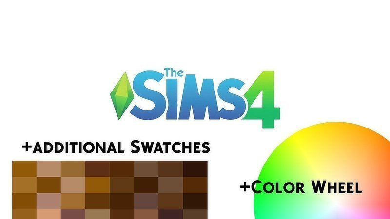 Sims 4 Color Wheel Petition