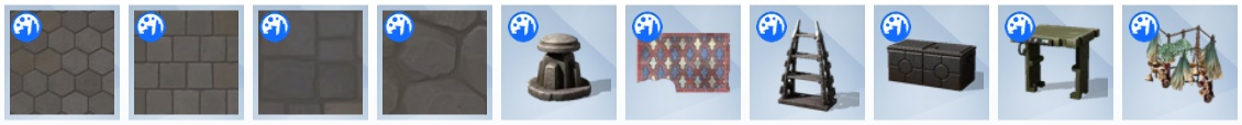 The Sims 4 Star Wars Game Pack Included Items - The Sim Architect