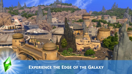 The Sims 4 Star Wars: Journey to Batuu - The Sim Architect