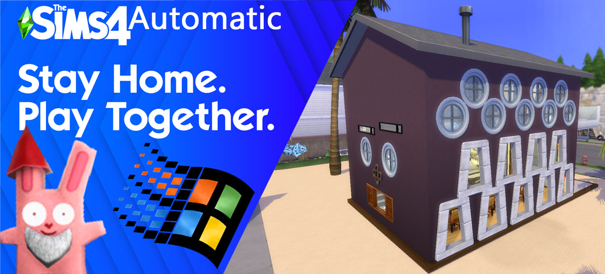 Sims 4 Automatic Stacking Windows 1.66.139