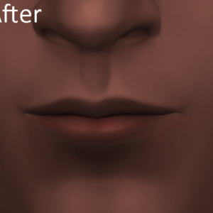 The Sims 4 Red Spots near Mouth After Updates