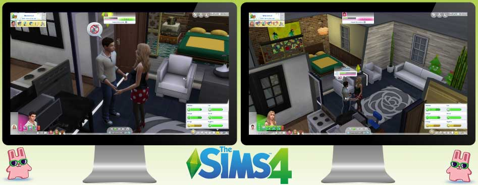 The Sims 4 Multiplayer