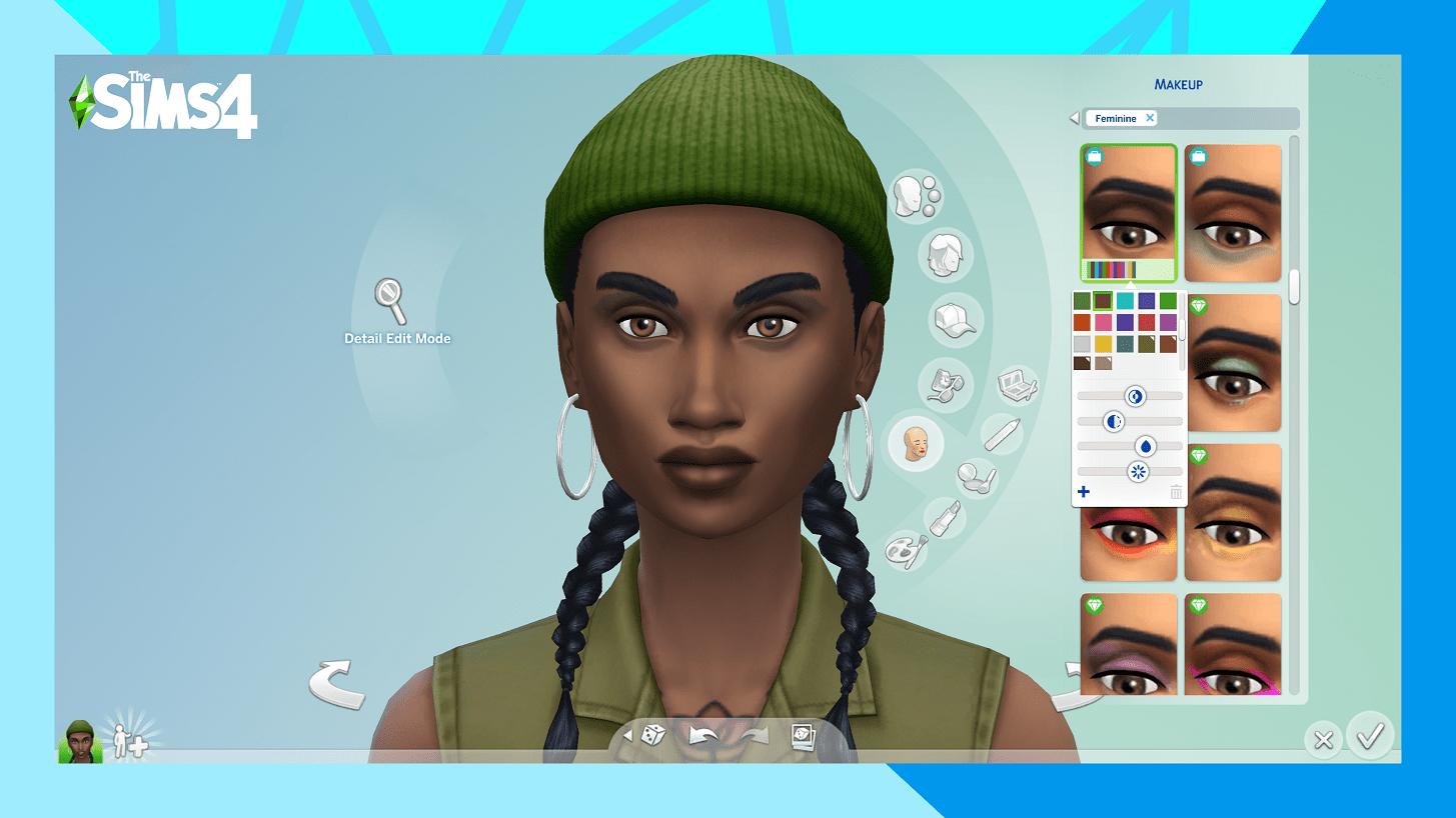 The Sims 4 Skin Tone Update News [November & December 2020] - The Sim Architect