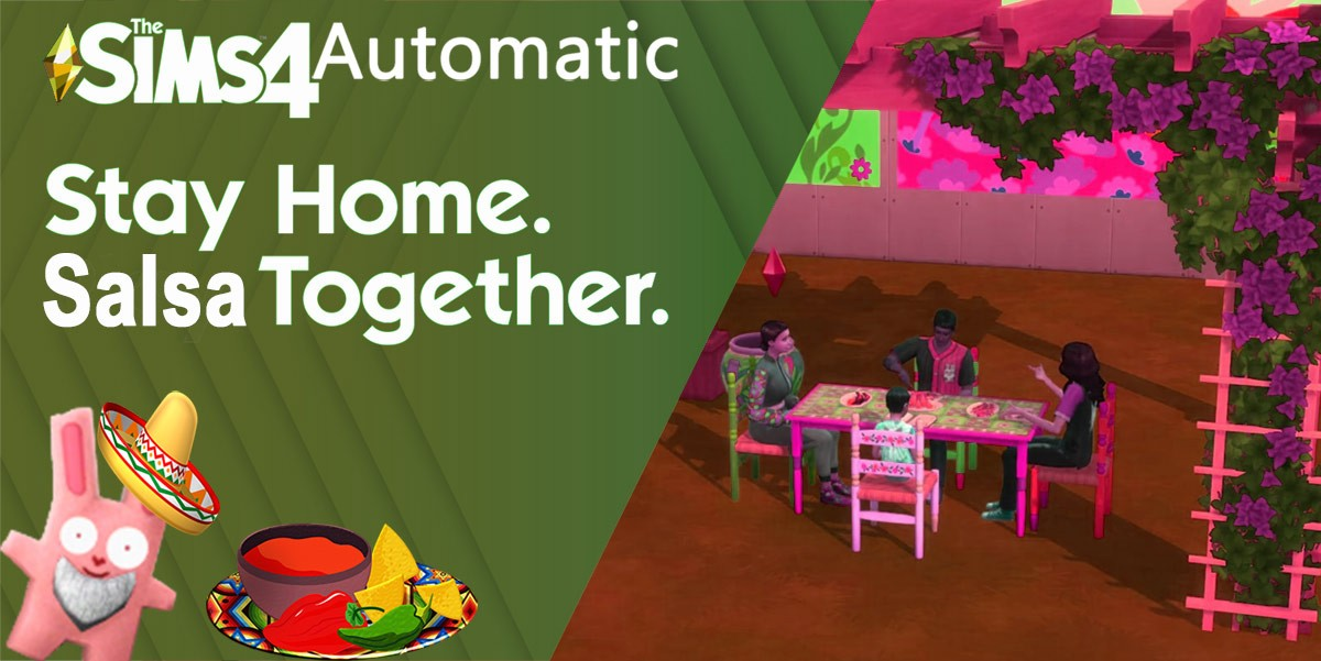 The Sims 4 Hispanic Heritage All in One Automatic