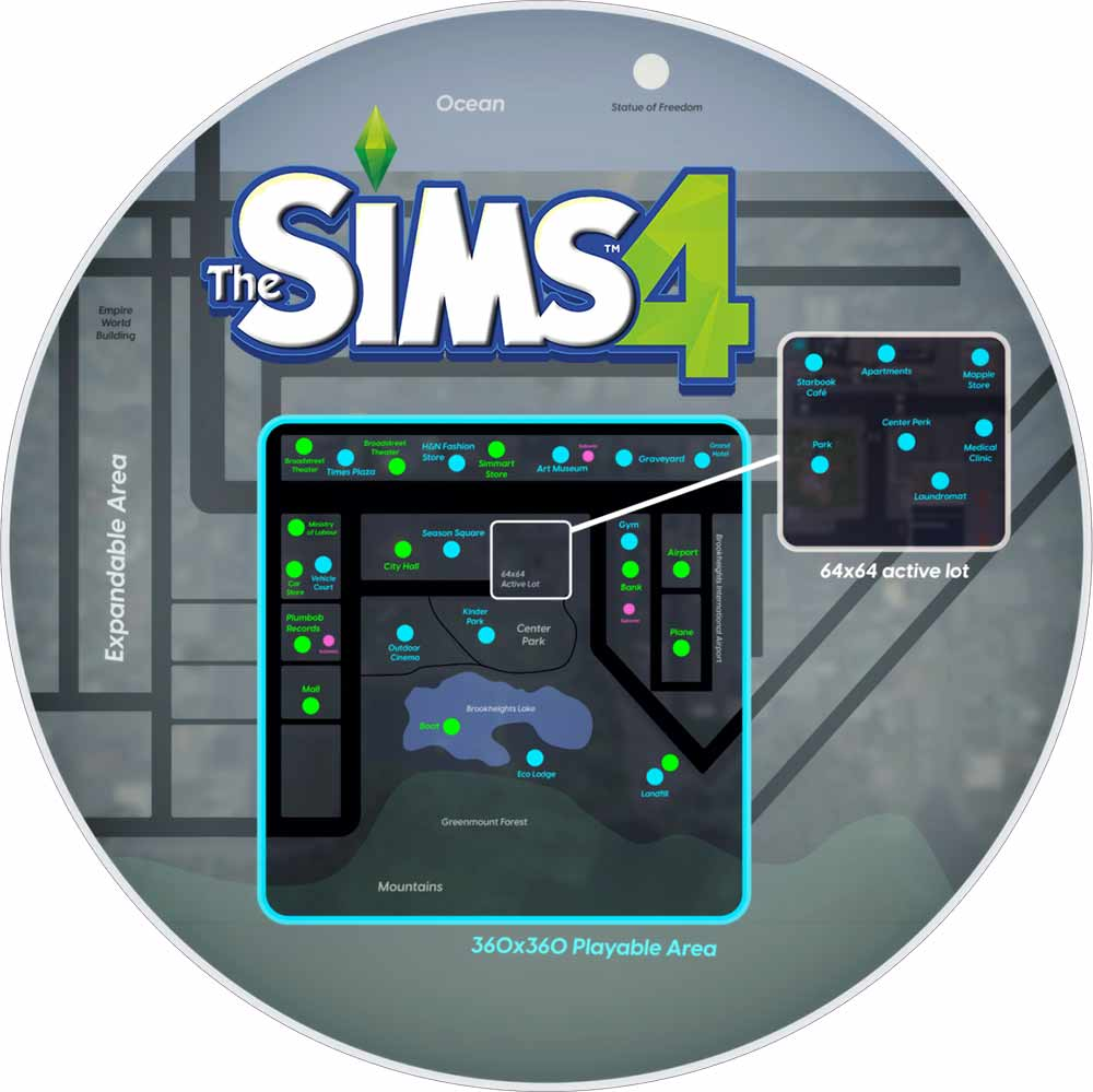 The Sims 4 Open World Expansion Pack - The Sim Architect