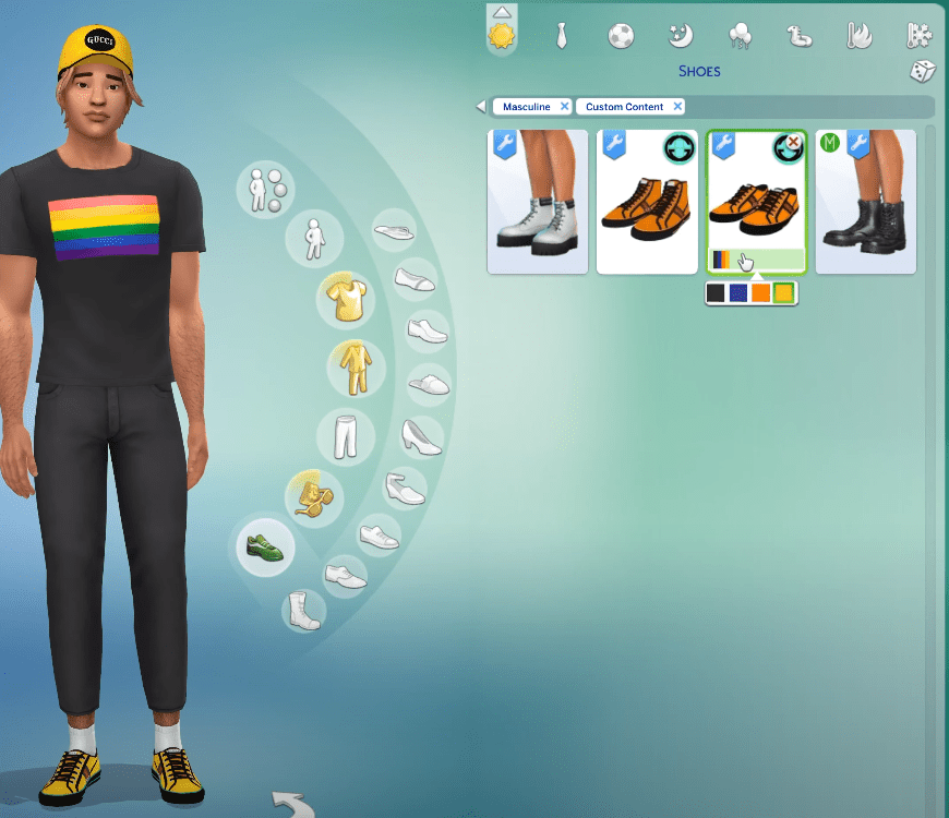 The Sims 4 Gucci Stuff Pack - The Sim Architect