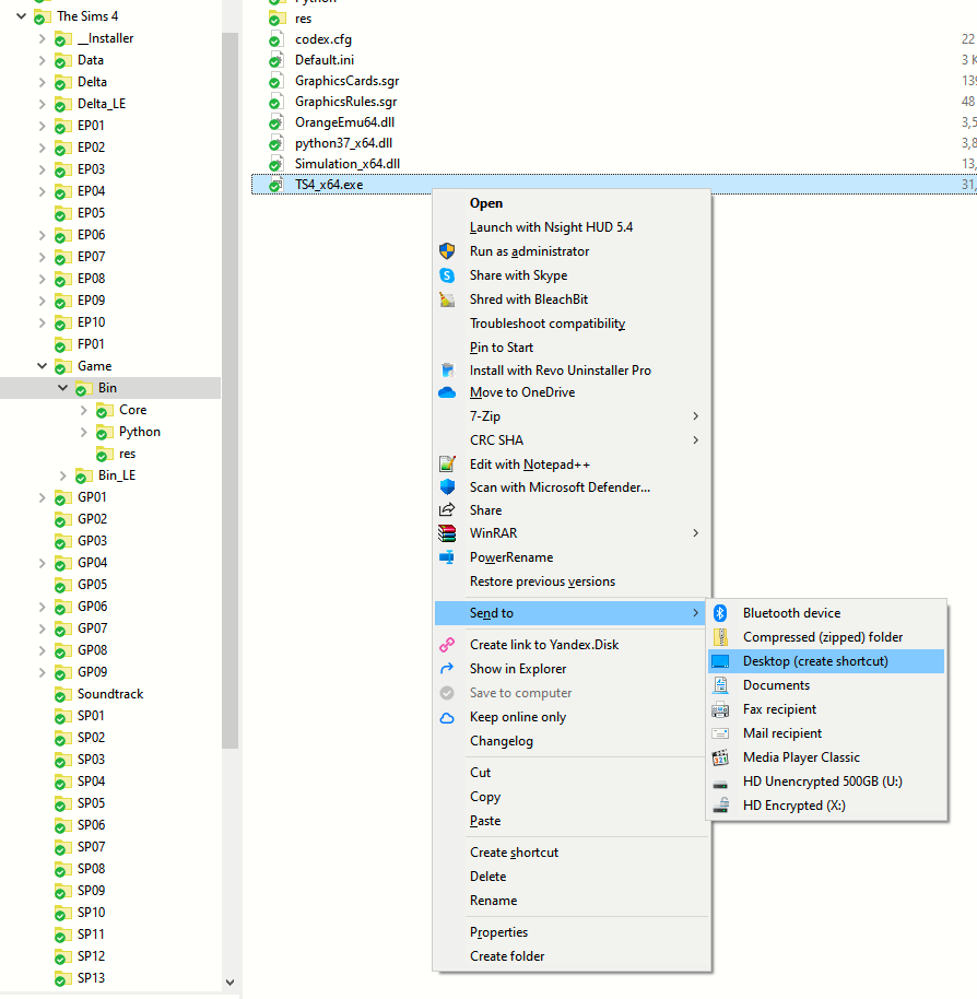 The Sims 4 Crashing with November 10 Update 1.68.154 - The Sim Architect