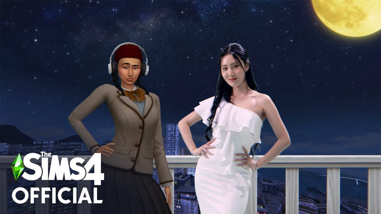 The Sims 4 Hwasa Holiday Pack? - The Sim Architect