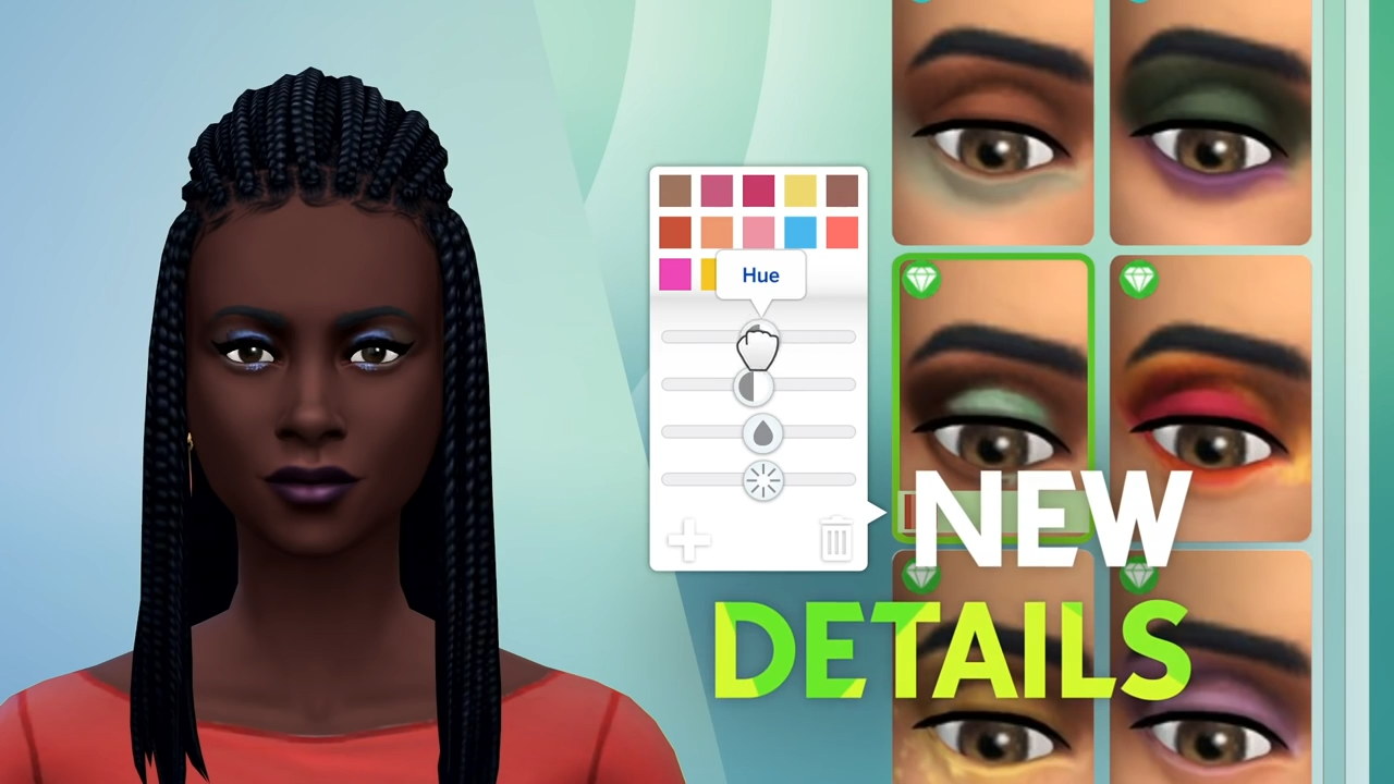 The Sims 4 SkinTone Update 1.69.57.1020 - December 7th 2020 - The Sim Architect