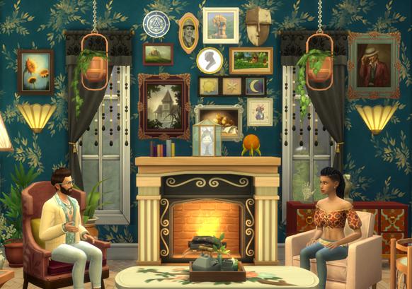 Sims 4 Paranormal Stuff Pack