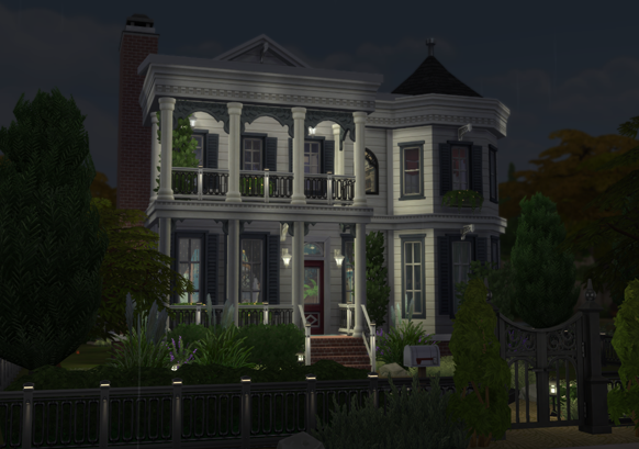The Duplantier Dwelling, created by Doctor Ashley!