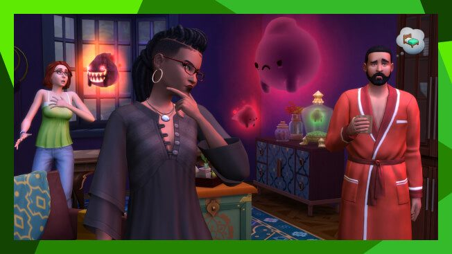 The Sims 4 Paranormal - The Sim Architect