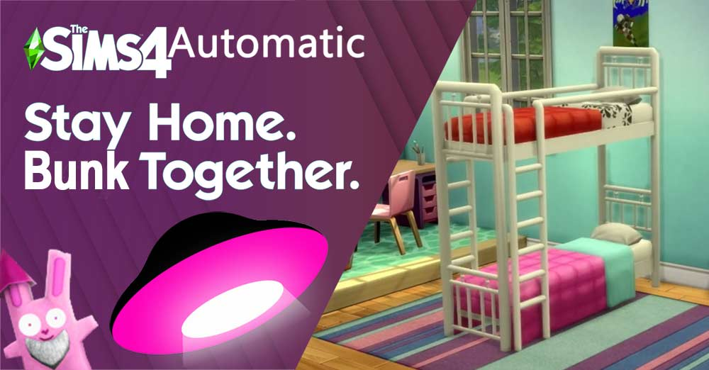 Sims 4 Automatic with Bunk Beds