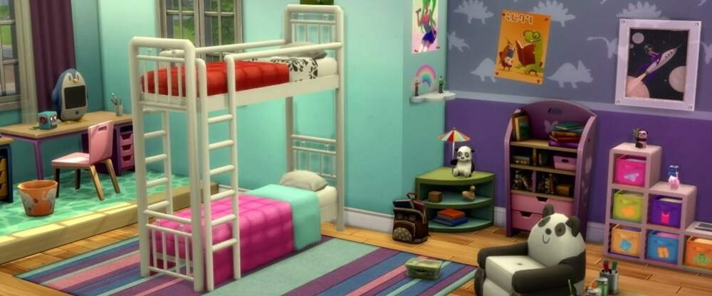 Sims 4 Bunk Bed Update