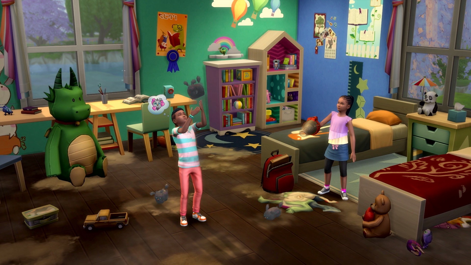 The Sims 4 Bust the Dust Screenshot