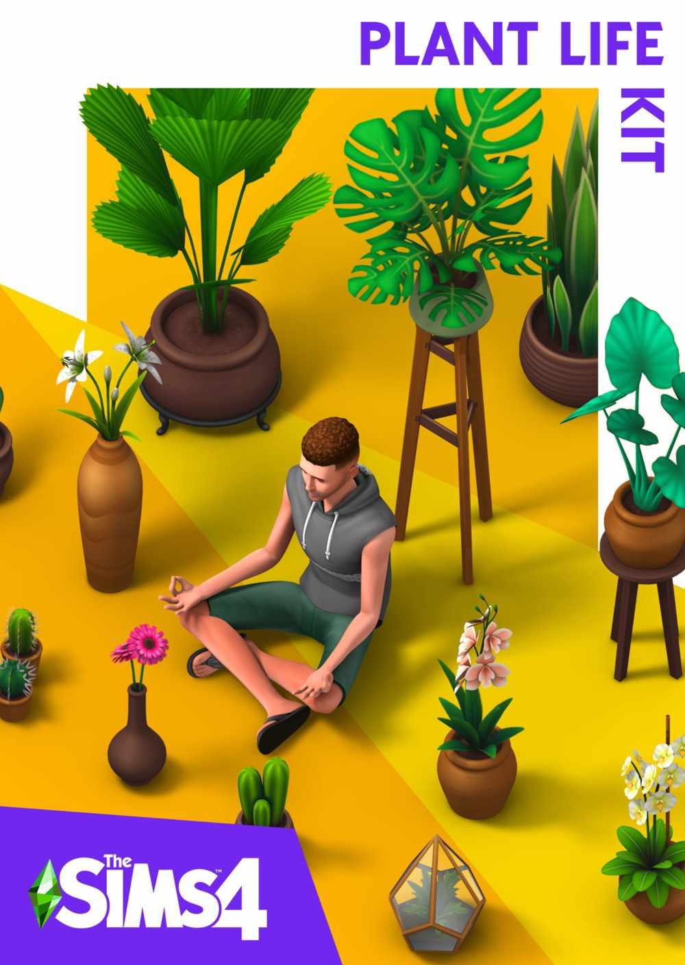 The Sims 4 Plant Life Kit