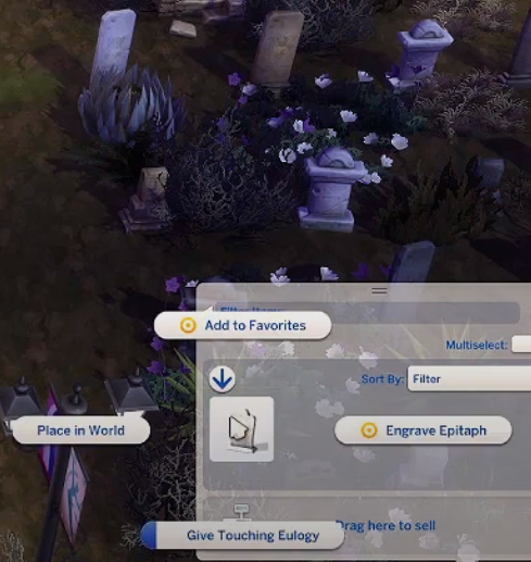 The Sims 4 Hidden Worlds and a Couple of Extra in Game Secrets - The Sim Architect