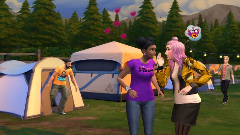 The Sims 4 Summer of Sims Update 1.76.81.1020 - June 29, 2021 - The Sim Architect