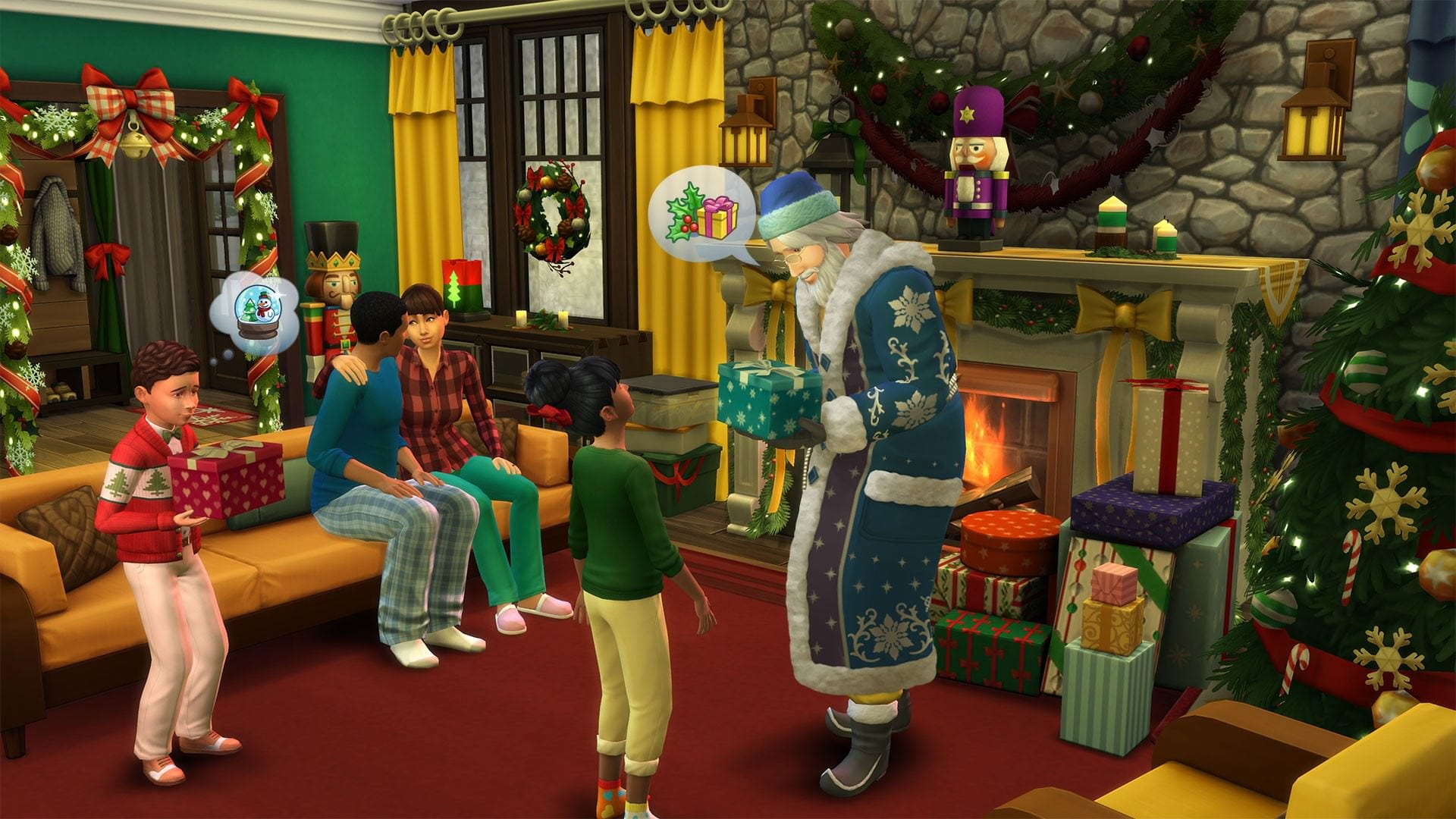 Gifts - The Sim Architect