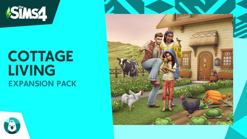 The Sims 4 Cottage Living Expansion Pack - The Sim Architect