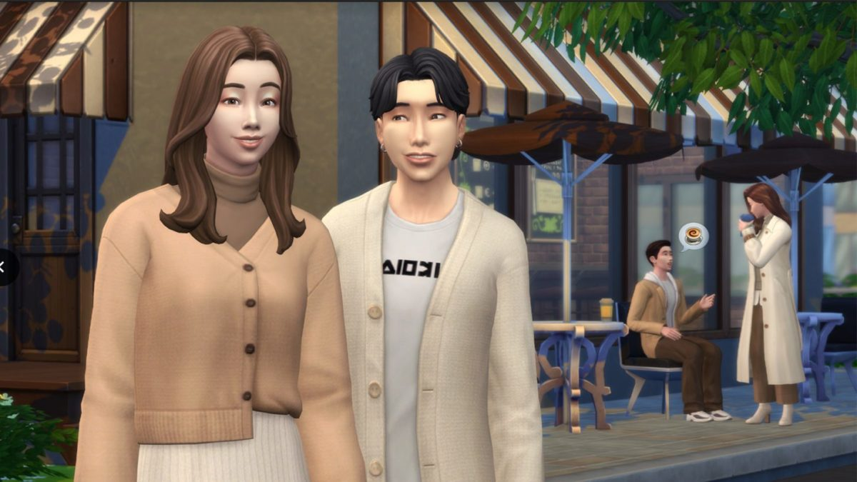 The Sims 4 Incheon Arrivals Kit Pack - The Sim Architect